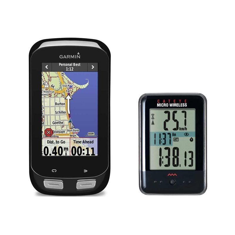 Cyclomètres et GPS