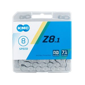 KMC Z8.1 RUSTBUSTER 8 SPEED CHAIN